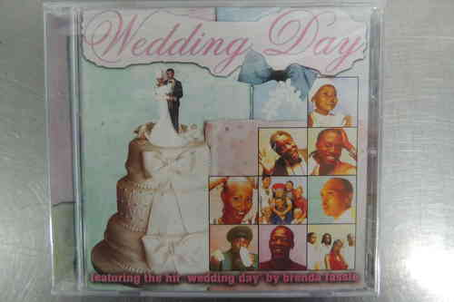 "CD ""Wedding Day"""