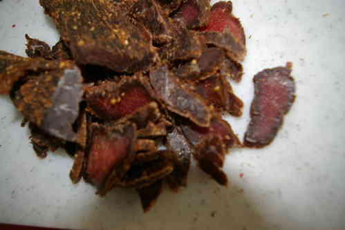 "Biltong Wild-Spicy 100 g ""Sliced"""